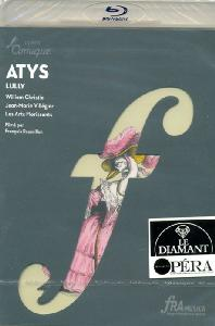 ATYS/ WILLIAM CHRISTIE [륄리: 아티스]