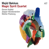 MAJID BEKKAS & MAGIC SPIRIT QUARTET