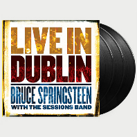 LIVE IN DUBLIN [LP]