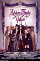 ADDAMS FAMILY VALUES [아담스 패밀리 2]