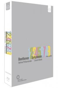 SYMPHONIES/ CLAUDIO ABBADO [베토벤: 교향곡 전집] 미개봉 새상품 입니다.