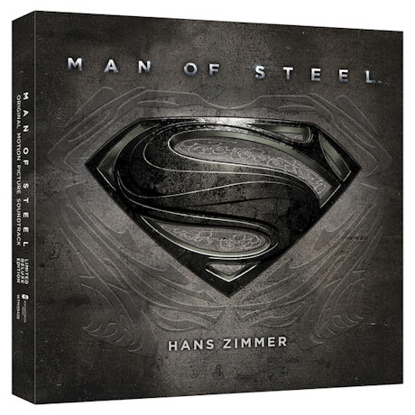 MAN OF STEEL: LIMITED DELUXE EDITION [수입한정반] [맨 오브 스틸]