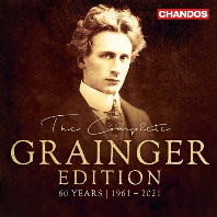 THE COMPLETE GRAINGER EDITION: 60 YEARS 1961-2021 [퍼시 그레인저: 컴플리트 에디션 박스 세트]