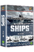 히스토리채널: 바다의 제왕 1집 [THE GREAT SHIPS]