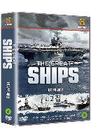 히스토리채널: 바다의 제왕 2집 [THE GREAT SHIPS]