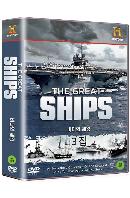 히스토리채널: 바다의 제왕 3집 [THE GREAT SHIPS]