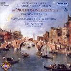 6 VIOLIN CONCERTOS OP.3/ PIROSKA VITARIUS/ PAL NEMETH