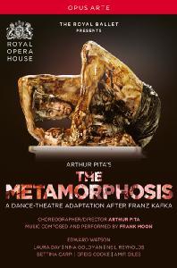 THE METAMORPHOSIS/ ARTHUR PITA [현대무용 `변신`]
