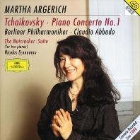 PIANO CONCERTO NO.1/ MARTHA ARGERICH, CLAUDIO ABBADO [차이코프스키: 피아노 협주곡 1번 - 아르헤리치 & 아바도]