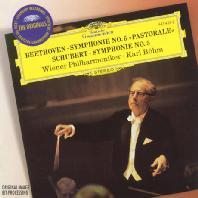 SYMPHONY NO.6 PASTORALE & NO.5/ KARL BOHM [THE ORIGINALS] [베토벤 & 슈베르트: 교향곡]