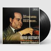 SCOTTISH FANTASIA/ VIOLIN CONCERTO/ DAVID OISTRAKH [LP]
