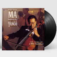 SOUL OF THE TANGO: THE MUSIC OF ASTOR PIAZZOLLA [요요마: 피아졸라 탱고 앨범] [180G LP]