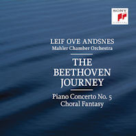 THE BEETHOVEN JOURNEY: PIANO CONCERTO NO.5 & CHORAL FANTASY [레이프 오베 안스네스: 베토벤 피아노 협주곡]