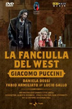 LA FANCIULLA DEL WEST/ ALBERTO VERONESI [푸치니: 서부의 아가씨]