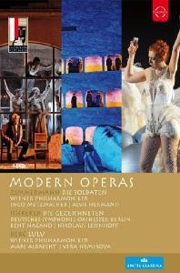 MODERN OPERAS: SALZBURG FESTIVAL [3 모던 오페라: 침머만 - 병사들, 슈레커 - 낙인 찍힌 자들, 베르크 - 룰루(한글자막)]