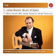 MUSIC OF SPAIN [SONY MASTERS] [줄리안 브림: 뮤직 오브 스페인]