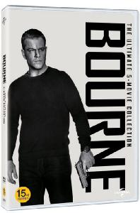 본 콜렉션 [BOURNE: THE ULTIMATE 5 MOVIE COLLECTION]