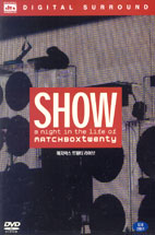 MATCHBOX 20/ SHOW/ A NIGHT IN THE LIFE OF/ 행사용