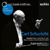 PIANO CONCERTO & SYMPHONY NO.2/ ROBERT CASADESUS, CARL SCHURICHT [칼 슈리히트: 모차르트 피아노 협주곡 & 브람스 교향곡 2번]