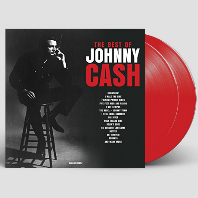 THE BEST OF JOHNNY CASH [180G RED LP]