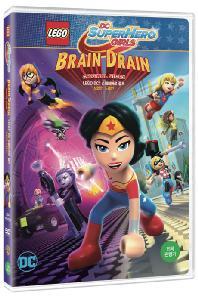 레고 DC 슈퍼히어로 걸즈: 브레인 드레인 [LEGO DC SUPERHERO GIRLS: BRAIN DRAIN]