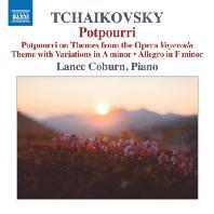POTPOURRI/ LANCE COBURN [차이코프스키: 포푸리(피아노 작품집)]
