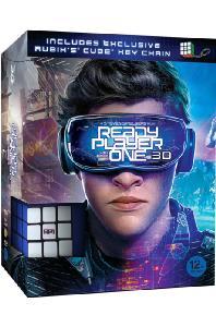 레디 플레이어 원 3D+2D [큐브키링 한정판] [READY PLAYER ONE]