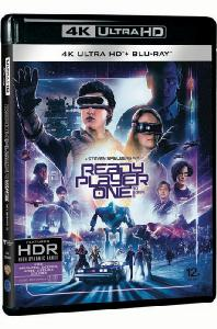 레디 플레이어 원 [4K UHD+BD] [READY PLAYER ONE]