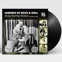 LEGENDS OF ROCK & ROLL [LP]