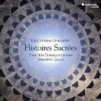 HISTOIRES SACREES/ SEBASTIEN DAUCE [2CD+DVD] [샤르팡티에: 종교 작품집 - 앙상블 코레스퐁당스, 도세]