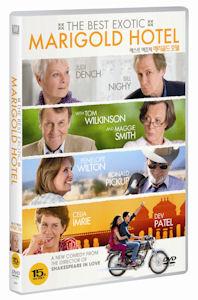 베스트 엑조틱 메리골드 호텔 [THE BEST EXOTIC MARIGOLD HOTEL] [14년 1월 폭스 히든카드 출시기념 프로모션] DVD