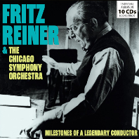 MILESTONES OF A LEGENDARY CONDUCTOR/ CHICAGO SYMPHONY ORCHESTRA [프리츠 라이너: 오리지널 앨범 컬렉션]