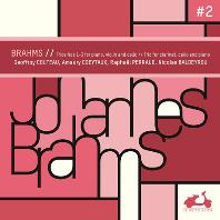 브람스 - 피아노 트리오 NOS.1~3