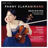 베토벤 - 바이올린 협주곡 OP.61 / 바스크스 - 머나먼 빛(바이올린과 현악을 위한 협주곡)