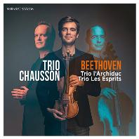 베토벤 - 피아노 트리오 7번 '대공' & 5번 '유령'