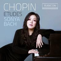 ETUDES/ SONYA BACH [쇼팽: 12개의 연습곡, 3개의 새로운 연습곡 - 소냐 바흐]