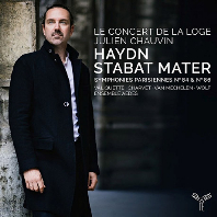 STABAT MATER, SYMPHONIES PARISIENNES NOS.84 & 86/ JULIEN CHAUVIN [하이든: 스타바트 마테르, 교향곡 84 & 86번 - 줄리앙 쇼뱅]
