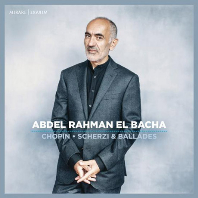SCHERZI & BALLADES/ ABDEL RAHMAN EL BACHA [쇼팽: 스케르쪼, 발라드 - 압델 라흐만 엘 바샤]