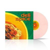 DELI SPICE [180G YELLOW MARBLED LP]