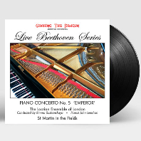 "PIANO CONCERTO NO.5 ""EMPEROR""/ JOHN LENEHAN, RIMMA SUSHANSKAYA [베토벤: 피아노 협주곡 5번 ""황제"" - 존 레너헌] [180G LP]"