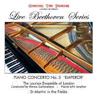 "PIANO CONCERTO NO.5 ""EMPEROR""/ JOHN LENEHAN, RIMMA SUSHANSKAYA [베토벤: 피아노 협주곡 5번 ""황제"" - 존 레너헌]"