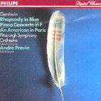 Rhapsody In Blue/ Piano Concertos In F/ Andre Previn