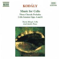 CELLO SONATAS OP.4,8/ JENO JANDO/ MARIA KLIEGEL
