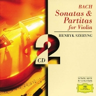 SONATAS & PARTITAS FOR VIOLIN/ HENRYK SZERYNG