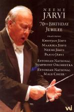 NEEME JARVI: 70TH BIRTHDAY JUBILEE [네메 예르비 70세 생일 콘서트]