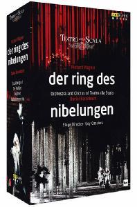 DER RING DES NIBELUNGEN/ DANIEL BARENBOIM [바그너: 니벨룽의 반지 전곡 - 한글자막]
