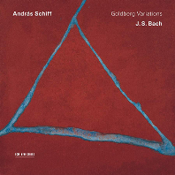GOLDBERG VARIATIONS/ ANDRAS SCHIFF