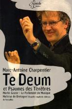 TE DEUM ET PSAUMES DES TENEBRES/ MARTIN GESTER [샤르팡티에: 테데움과 교회음악-PAL방식]