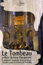 LE TOMBEAU/ GERARD LESNE [샤르팡티에: 제라르 렌이 노래하는-PAL방식]