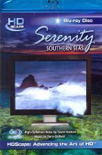 HD SCAPE SERENITY: SOUTHERN SEAS [블루레이 전용플레이어 사용]